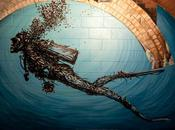 Découvrez travail incroyable street artiste DALeast