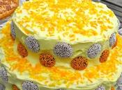 """gâteau """"surprise""""... Parce c'est d'être admirée"""