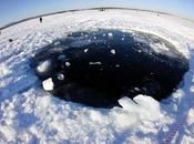météorite Tcheliabinsk bientôt remontée Tchebarkoul