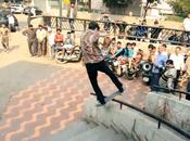 Skate trotter Inde
