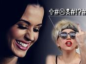 Katy Perry l'amende Lady Gaga dans charts internationaux