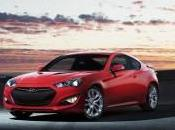 Hyundai Genesis Coupe 2014 rivale taille