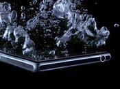 Sony Xperia sera waterproof