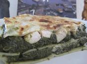 Plat: Lasagnes Épinards Poulet