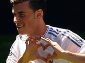 Gareth Bale arrive aussi Instagram