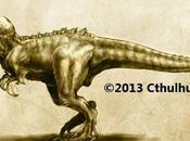 Jurassic Cthulhu, monstres disparus