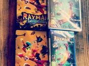 Rayman Legends Ubisoft, leur héros genre Plate-formes Vita