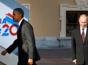 "PARTI PRIS. Syrie: Barack Obama perd sang-froid traite Vladimir Poutine d'""âne"" ""connard""."