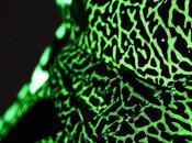NIKEiD Jordan Spiz'ike: option Glow Dark Elephant Print