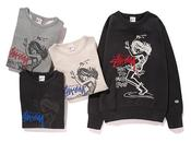 Stussy champion 2013 collection