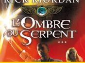 Kane chronicles (3/3) L'ombre serpent Rick Riordan