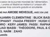 Hunger Orchestra Concert gratuit Paris pour soutenir Action Contre Faim