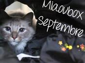 Miaoubox Septembre