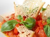 Etoiles Mougins 2013, Soupe pain tomate Christophe Martin