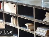 Mobilier industriel gamme GUIBOX