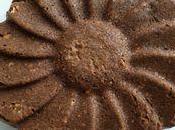 moelleux hyperprotéiné chocolat-pomme-orange thé, soja psyllium (sans sucre oeufs beurre)