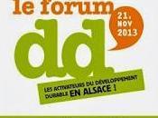 5ème édition Forum Développement Durable Alsace Réussir transformation