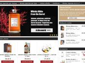 Ouverture boutique ligne whisky japonais