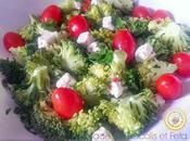 Salade Brocolis Feta