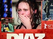 Projection Diaz crime d'état, Lundi octobre Zola