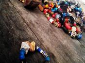 Beads from Ghana Ezile Bay, curtains