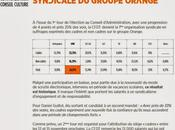 Historique, CFDT première organisation syndicale Orange