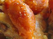 Tajine poulet confiture citrouille