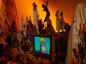 Exposition ALLO BRUXELLES RAWHAJPOUTALAH jusqu'au janvier 2014 musée Hergé