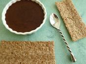 tartinade diététique hypocalorique chocolat praliné l'inuline (sans sucre beurre)