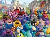 Film Monstres Academy (2013)