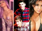 Miley Cyrus cochonne, Capucine défigurée, Thomas série Charmed retour