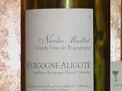 Bourgogne Aligoté 2010 (Nicolas Maillet) Auxey-Duresses 2007 Pierre Boisson)