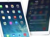 iPad nouvelle technologie pour l'écran, mais toujours soucis