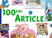 centième article blog Petite Souris