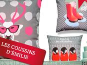 Coussins d'Emilie Créations textiles pepsy