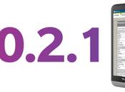 quelques nouveautés l'OS 10.2.1 BlackBerry