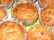 Muffins parmesan polenta