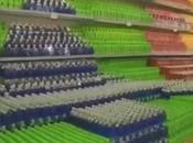 supermarché comme autres Corée Nord