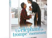 Critique bluray: elephant trompe enormement