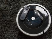 Roomba 880, nouveau robot aspirateur annoncé iRobot