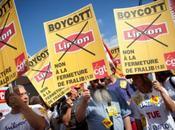 Soutien Fralibs: Décembre, boycottons marques d'UNILEVER