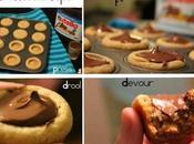Biscuits fondant chocolat