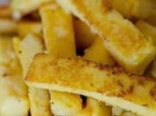 Polenta frite