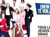 Enfin voilà nouvelle émission avec Ariane Massenet, soir Comédie