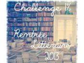 Challenge Rentrée littéraire 2013 chez Délivrer livres