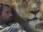 Superbe vidéo passion lions avec Kevin Richardson