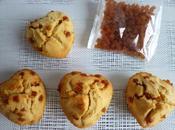 mini-cakes pomme cannelle hyperprotéinés fibres maïs stévia (sans beurre)
