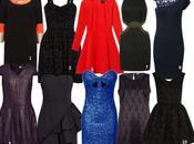 Shopping robes pour fêtes