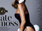 Kate Moss couv édition Playboy: chronique d'une catastrophe annoncée!