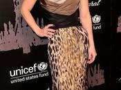 Christina Ricci Snowflake Ball l'UNICEF New-York 03.12.2013